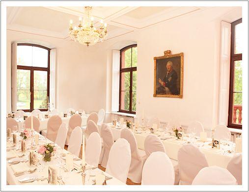 Schloss Wachendorf Festsaal